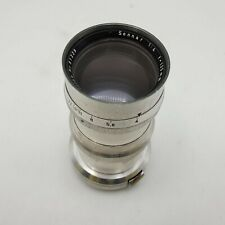 Carl Zeiss Opton Sonnar T 135mm F4 Lens for Contax RF Rangefinder Cameras