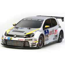 Tamiya Volkswagen Golf24 Body Parts EP 4WD 1:10 RC Cars Touring On Road #51497