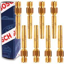 8x BOSCH Einspritzventil Einspritzdüse 0437502047 Mercedes W201 W123 W124 W126