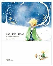 The Little Prince,English, Le Petit Prince, Antoine de Saint Exupéry,Min Ji Kim