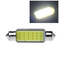 2pcs/Set 42mm C10W Festoon CAN BUS PLASMA COB LED SIZE interior SMD bulbs 12V