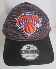 Knicks Hat New York NY NBA New Era Embroidery Strapback Unisex