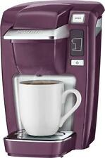 Keurig - K-Mini K15 Single-Serve K-Cup Pod Coffee Maker - Black Plum