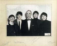 THE BEATLES - Signed Photograph - Pop / Rock Star Band / Musicians - preprint