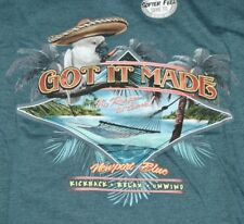 Newport Blue T-Shirt Got it Made No Reason to Leave! Kickback Relax Unwind Tee