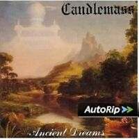 CANDLEMASS - ANCIENT DREAMS 2 VINYL LP NEU