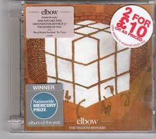 (ES708) Elbow, The Seldom Seen Kid - 2008 CD