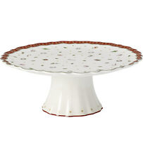 Villeroy & Boch TOY'S DELIGHT Footed Cake Plate