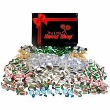 Retro Mint Sweets Medium Hamper (crammed full of refreshing mints)