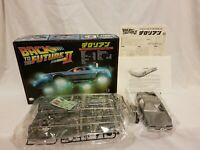 Back To The Future Part 2 1:24 Scale Delorean Model Kit ERTL 1990 Aus Seller