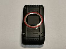 Casio G'zOne Ravine 2 C781H Black/Red Flip Cell Phone Verizon Wireless *Tested*