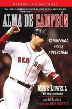 Alma de Campeon: Triunfando Ante la Adversidad (Spanish Edition)-ExLibrary