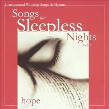 DAMAGED ARTWORK CD Various Artists: Songs for Sleepless Nights 3: Hope