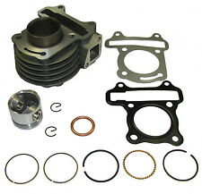 4stroke GY6 50cc 39mm Cylinder kit for jonway Flyscooter Znen LiFan  scooter ATV