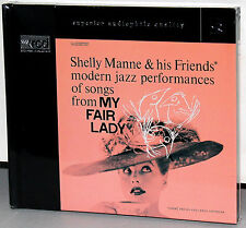 XRCD VICJ 60216: My Fair Lady - Shelly Manne, A. Previn - OOP 1998 JAPAN SEALED