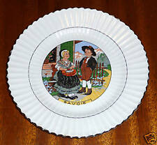 "1920s Sarreguemines Et Digion France porcelain ""Savoie"""