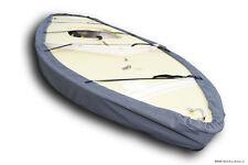 Minifish Sailboat - Boat Hull Cover - Gray Polyester