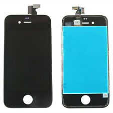 Replacement LCD Screen +Touch Glass Digitizer Assembly for AT&T iPhone 4 (Black)