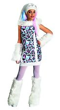 Rubies Monster High Abbey Bominable Costume Medium