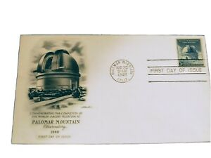 Scott #966 3 Cent stamp honoring Palomar Mountain Observatory first day cover