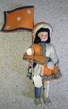 """Bambola Florence Eros """"Contrada del leocorno"""" originale anni 50"""
