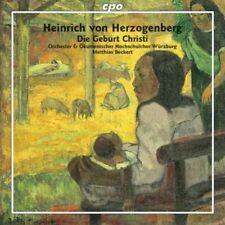 Von Herzogenberg, Heinrich - Die Geburt Christi Op. 90 CD NEU OVP