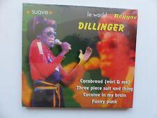 CD  SUAVE Reggae DILLINGER Cornbread ..  6942072