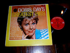 Doris Day's Greatest Hits 1962 Mono LP Columbia CL 1210 TWO EYE EX+/VG