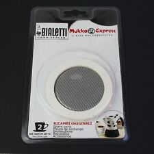 Bialetti Mukka Express Replacement Rubber Seal & Filter