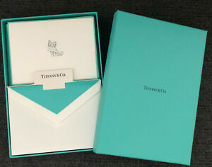 Tiffany & Co Yorkie Thank You Note Card Set