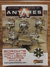 Beyond The Gates Of Antares: Boromites with Tractor Mauls (5)