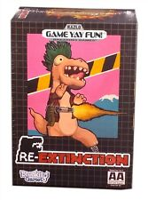 Breaking Games, Re-Extinction Card Game, New And Sealed