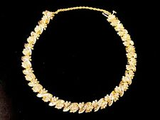 14K SOLID YELLOW GOLD 5.8 CTW 400 NATURAL ROUND BAGUETTE DIAMOND LINK BRACELET