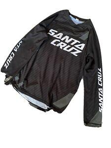 Santa Cruz mtb cycling jersey medium