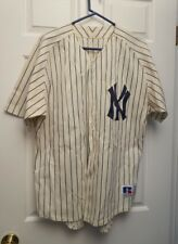 Vintage Custom BABE RUTH Yankees Jersey #3 Russel Athletics Size 46