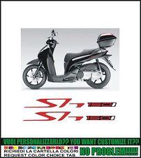 kit adesivi stickers compatibili sh 150 i