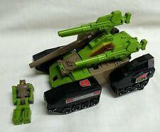 Vintage Transformers G1 Headmaster Hardhead Complete Hasbro 1980s Gen1