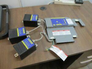 Square D Surge Protective Device FC4IMA12 120kA 480Y/277V 3Ph Used