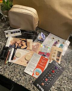 New Luxury makeup Sample Lot - 17 Pieces Lancome, Estée Lauder, YSL, MAC & More
