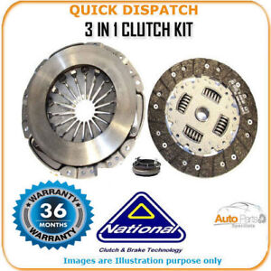3 IN 1 CLUTCH KIT  FOR AUDI A3 CK10221