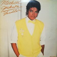 "MICHAEL JACKSON Thriller ultr@r@re Spanish 12"" Maxi Single 45 1983 - Diff P S"
