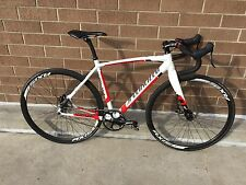 Specialized crux Single Speed Size 52; cyclocross bike. Disc brake