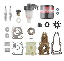 Mercury 300h kit 8m0151470 15-20ps EFI filtro aceite filtro de gasolina termostato de los ánodos