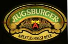 Scarce 1970s Monroe Wisconsin AUGSBURGER BEER 23 inch Lighted Sign TavernTrove
