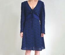 Geometric Regular Size Women's Tea Dresses