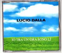LUCIO DALLA IO TRA UN'ORA SONO LI' CD Singolo Promo!