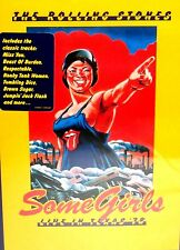 The Rolling Stones: Some Girls - Live in Texas '78 DVD FREE SHIP CONCERT SNL