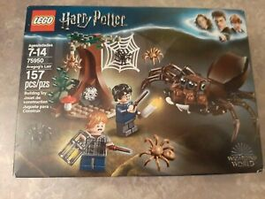 Lego Harry Potter Wizarding World Aragogs Lair 75950 157 Pieces NEW RETIRED