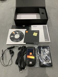 HTC Touch Touch Dual - Black (Orange) Smartphone
