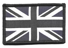 Ecusson patche armée britannique Union Jack basse visibilité Scratch Royaume-Uni